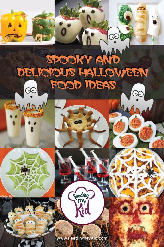 Spooky and Delicious Halloween Food Ideas