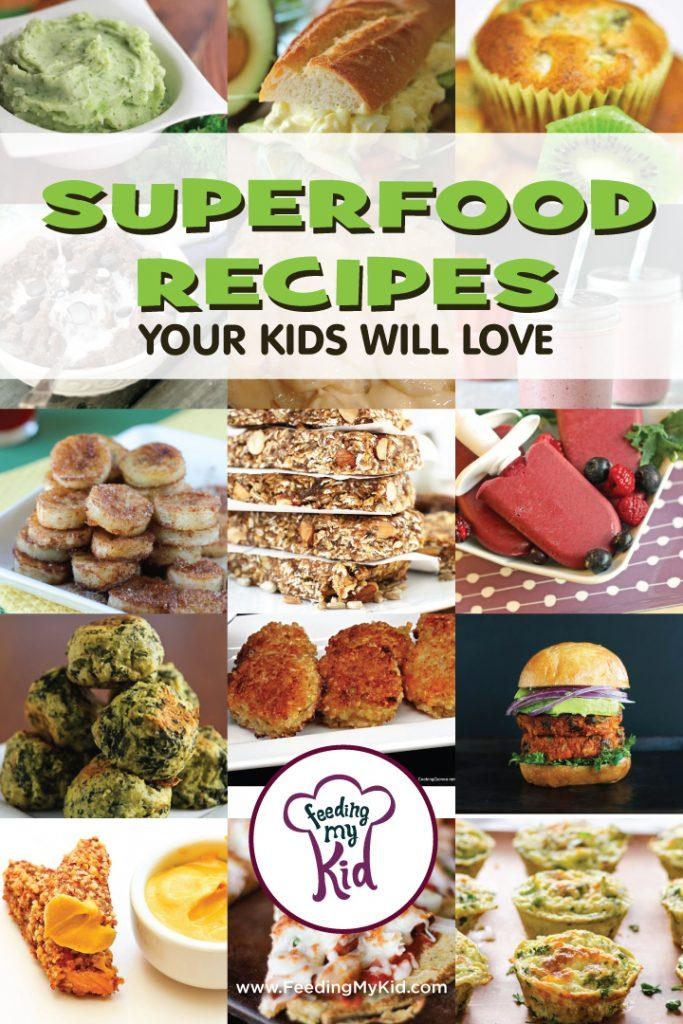 Superfoods Recipes Your Kids Will Love