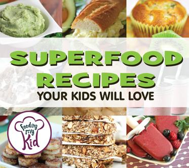 Superfood Recipes Your Kids Will Love