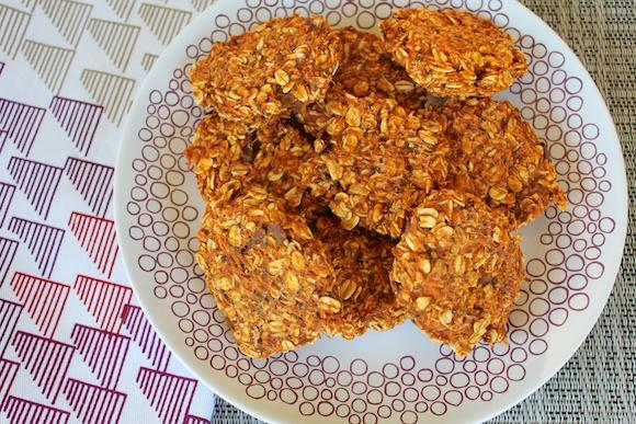 Superfoods for Kids- Sweet Potato Cookies