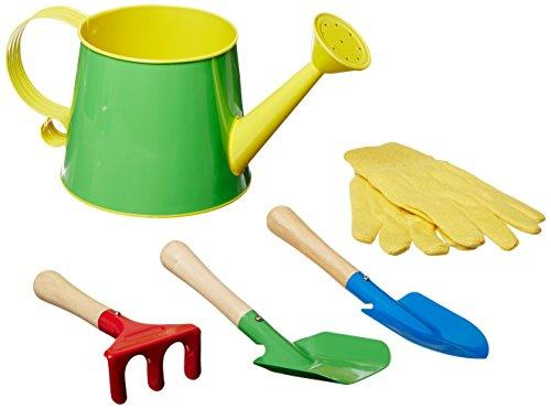 5-Piece Small Garden Tools Set,color may vary