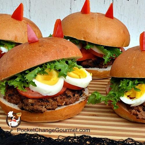 BeDeviled Burgers