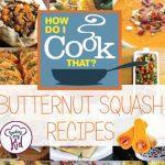 Butternut Squash recipe short
