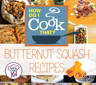 Butternut Squash recipe short
