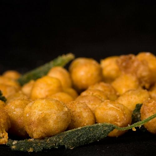 Fried Chickpeas With Sage Recipe