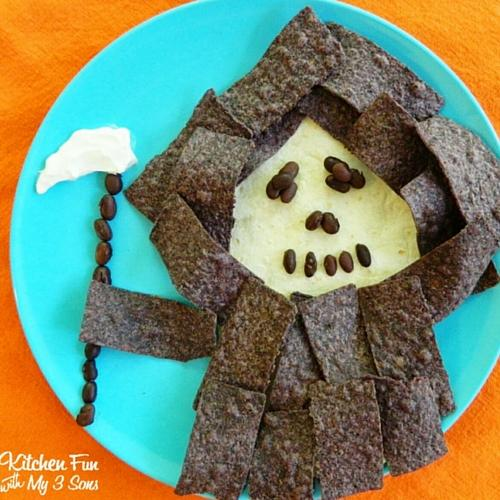 Grim Reaper Quesadilla Dinner