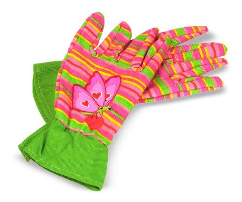 Melissa And Doug Bella Butterfly Gardening Gloves