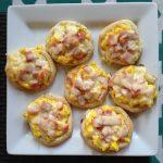 Quick And Easy Breakfast Pizzas