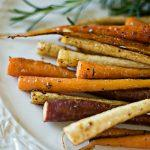 Sauteed Baby Parsnips And Carrots