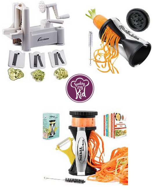 Buy Veggie Spiralizer Spiral Slicer