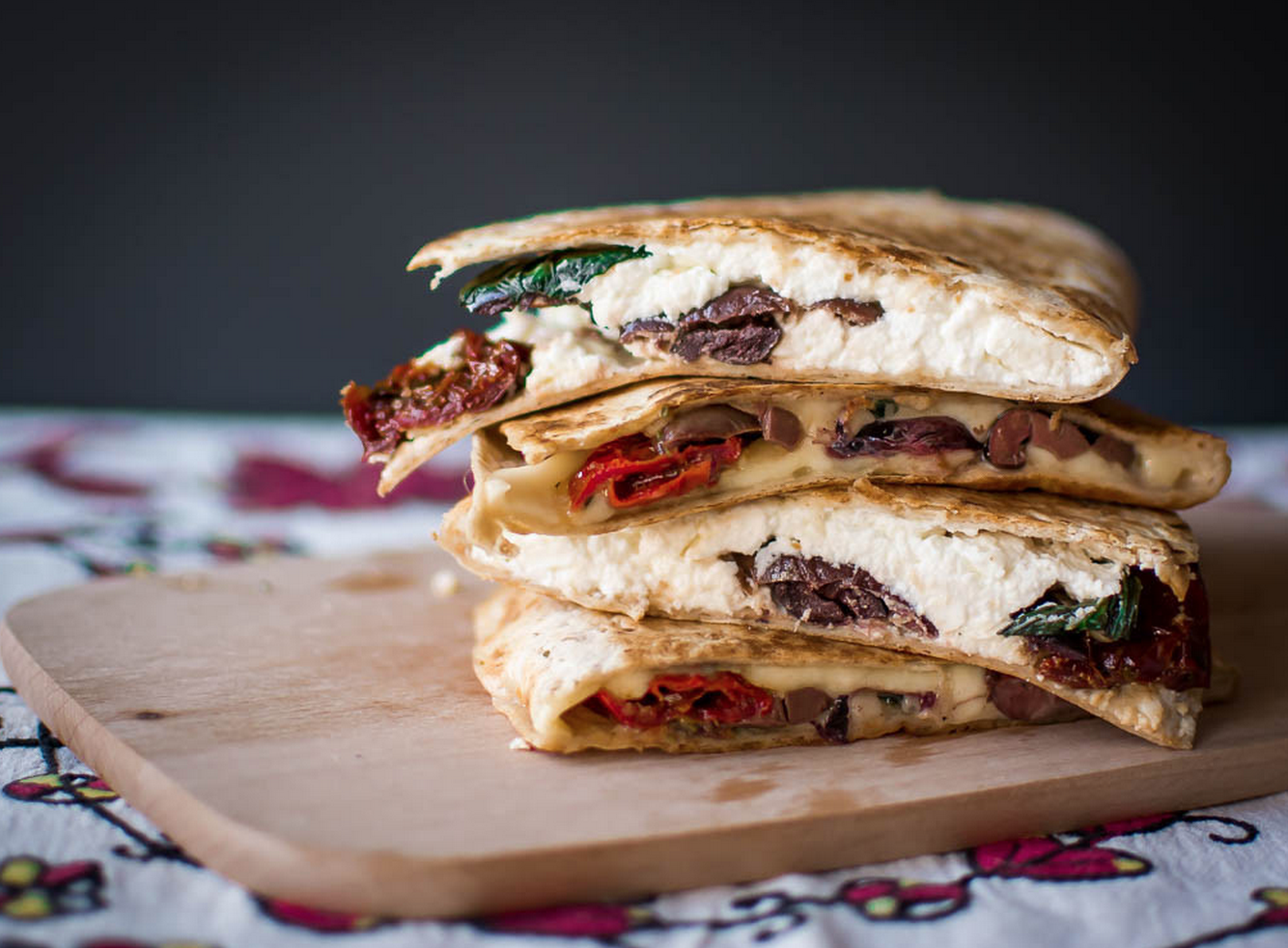 25 Healthy & Delicious Quesadilla Recipes