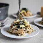 Spinach And Artichoke Linguine