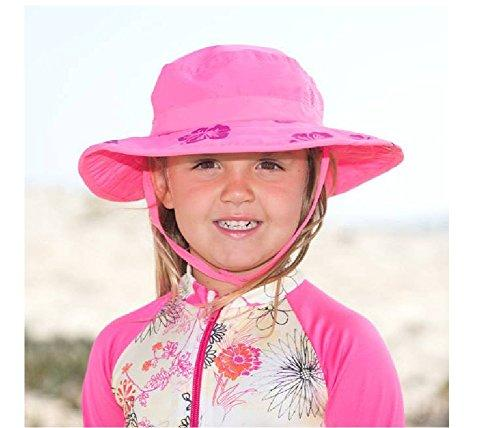 Sun Protection Zone Kids' UPF 50+ Safari Sun Hat