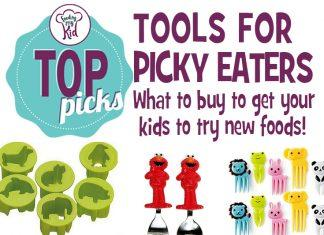 Tools for Picky Eaters. Find out what to buy to get your child excited to try new foods. Our top picky eating tool picks.