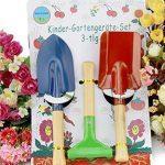 Wee Direct® Kids 3 Piece Toys Gardening Tool Set