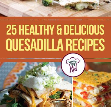 This is a must share! Try these great quesadilla recipes! They're perfect for lunch and dinner! Feeding My Kid is a website for parents, filled with all the information you need about how to raise your kids, from healthy tips to nutritious recipes. #themenight #quesadilla #recipes