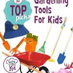 Top Pick Gardening Tools for Kids. Check out our top picks for all types of garden supplies to get kids excited.