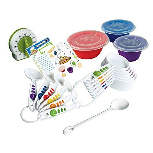 Curious Chef 17-Piece Measure And Prep Kit