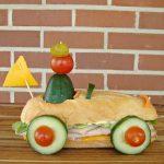 Racecar Sandwich