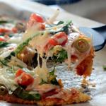 Homemade Pizza Recipes Quinoa Crust Pizza Recipe