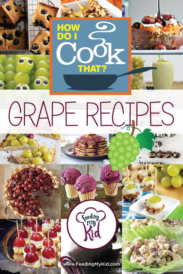 These grape salad recipes will make the perfect meal for any occasion. Feeding My Kid is a great website for parents, filled with all the information you need about how to raise your kids, from healthy tips to nutritious recipes. #grapesalad #mealtime #themenight