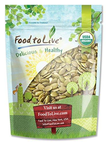 Food To Live Organic Pepitas