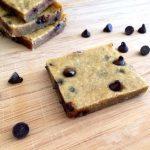 Annie Recipes- Chocolate Chip Cookie Dough Bars 1