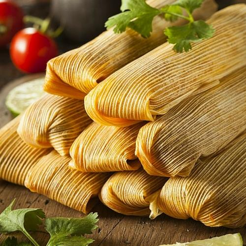 Authentic Mexican Corn Tamales