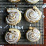 Biscoff Crescent Roll Cookies