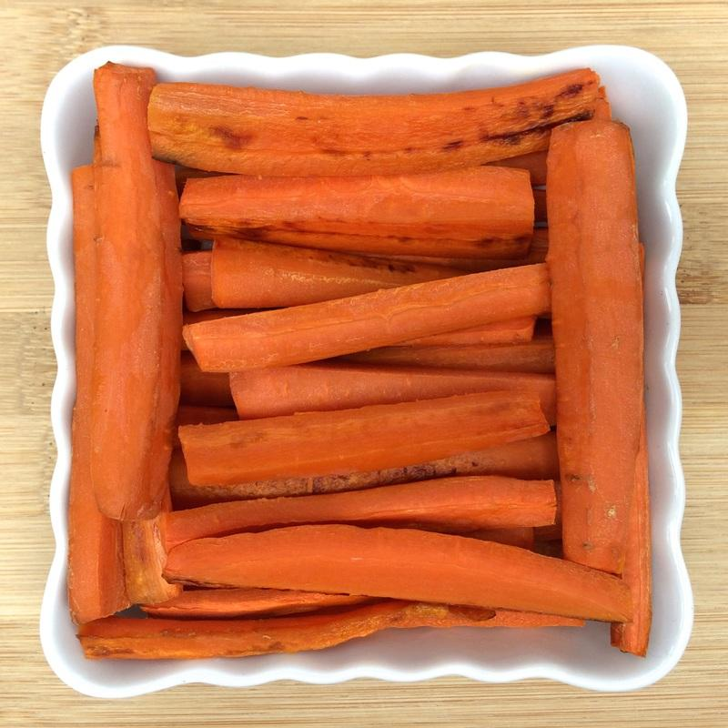 Carrot Fries Recipe - Perfect recipe for the whole family to love and enjoy!