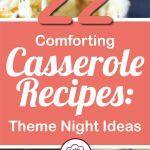22 Comforting Casserole Recipes: Theme Night Ideas