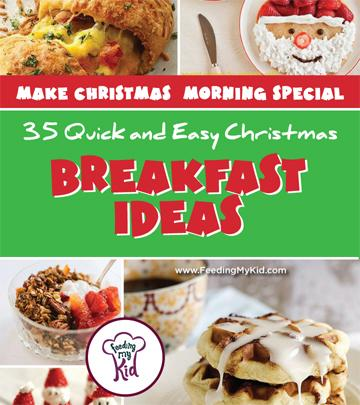 Try one of these 35 quick and easy Christmas breakfast ideas that will keep everyone happy on Christmas morning. What a great way to celebrate!