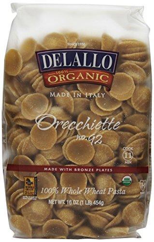 DeLallo Organic WW Orecchiette