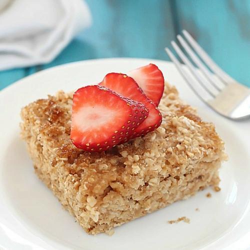 Health Baked Oatmeal