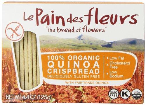Le Pain des Fleurs Crispbread, Quinoa