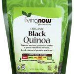 Living Now Organic Black Quinoa