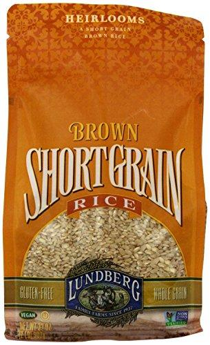 Lundberg Brown Short Grain Brown Rice, 32 Oz