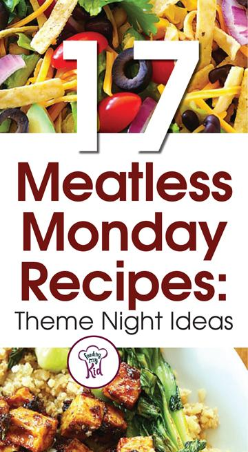Find the perfect meatless recipes. These recipes are perfect for everyone. Feeding My Kid is a great website for parents and nutrition buffs alike, filled with healthy recipes and ways to live a nutritious, healthy life.