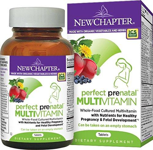 New Chapter Perfect Prenatal Multi Vitamin