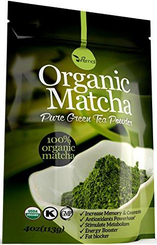 Organic Green Tea Matcha Powder
