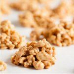 Peanut Butter Butterscotch No Bake Cookies