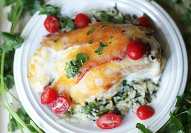 ranch chicken bake