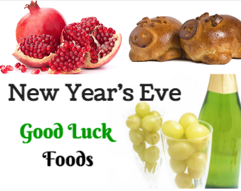 How To Get Good Luck Extraordinary New Year's Eve Foods For Good Luck Design Ideas