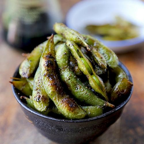 Soy And Sesame Edamame