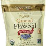 Spectrum Essential Flaxseed Organic Grnd Essential 14 Oz