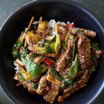 Stir Fry Ginger Beef Recipe