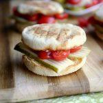 The Best Dill Pickle Sandwich