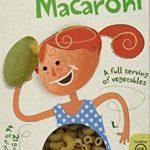 Tolerant Organic Non-GMO (Green Lentil) Macaroni 6 Pack