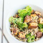 Vegetarian Quinoa Stir Fry