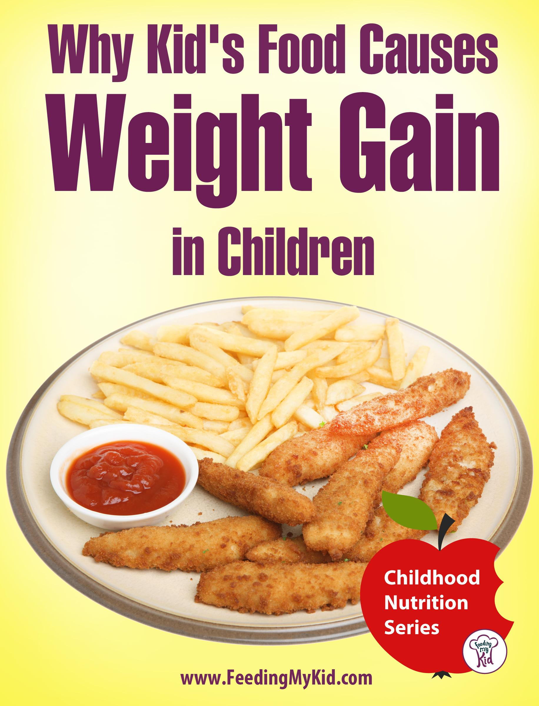 Why Kid's Food Causes Weight Gain in Children - Toucan Sam, Tony the Tiger and the Keebler Elf are all marketing tactics created to help promote a brand and to ultimately manipulate children into demanding these foods. Here are some tactics to get your kids back on track to a healthy lifestyle .